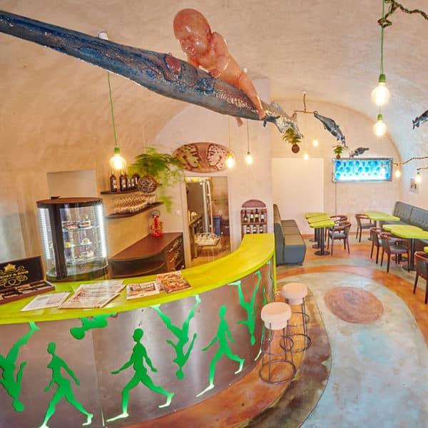 Kavárna Galerie Mariánská